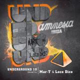 Img: Track inside the 2010 Amnesia CD
