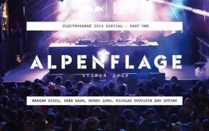 Alpenflage on Red Bull Radio Mirko Loko, Nicolas Duvoisin and more ...