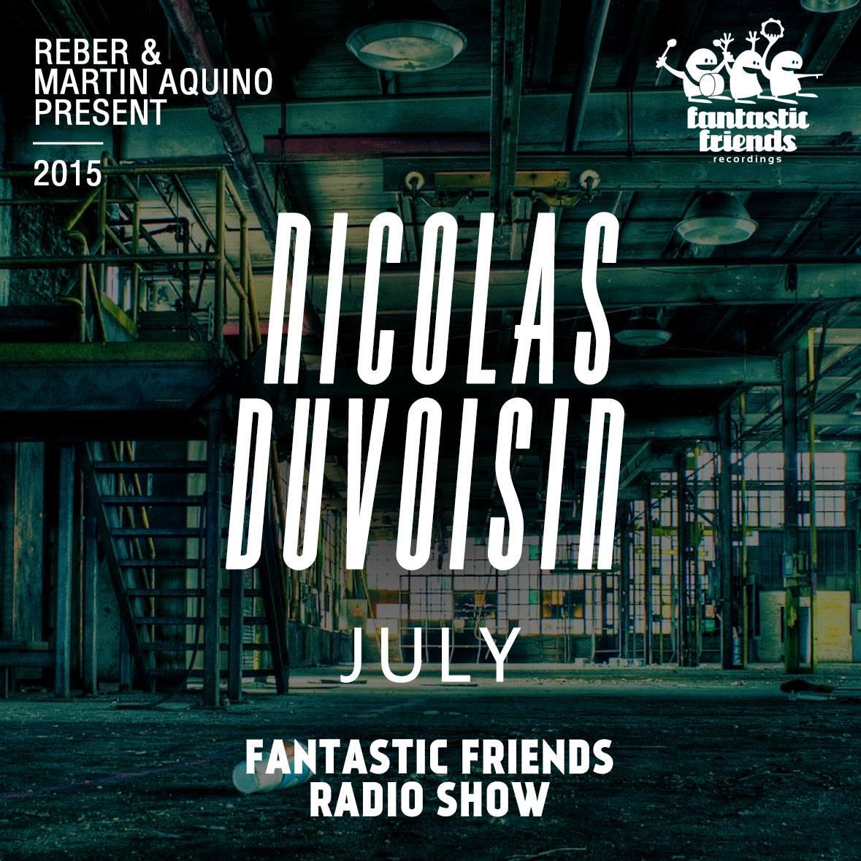July 2015 - Nicolas Duvoisin