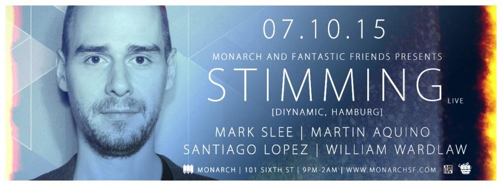 FANTASTIC FRIENDS PARTY! MONARCH (USA) 07.10.15