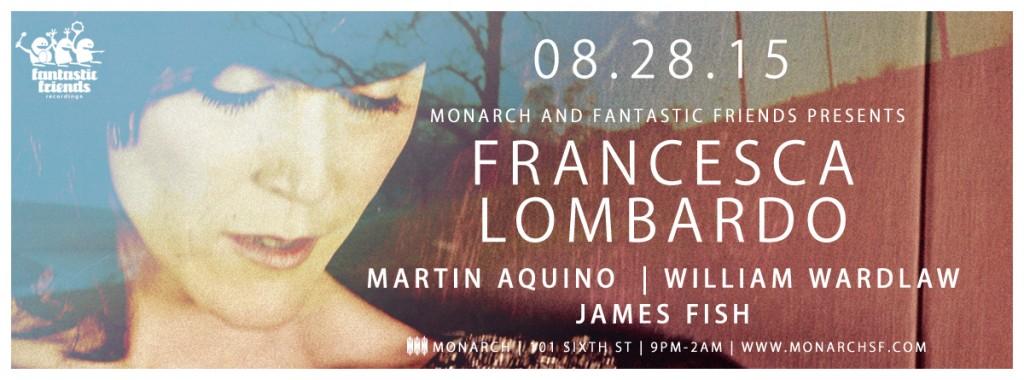 FANTASTIC FRIENDS PARTY! MONARCH (USA) 28.08.15