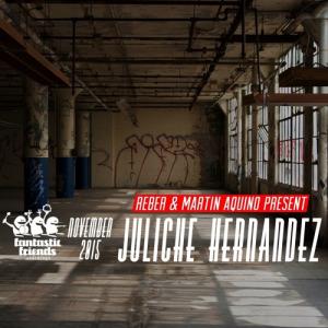 FANTATASTIC FRIENDS RADIO SHOW NOVEMBER 2015 BY JULICHE HERNANDEZ