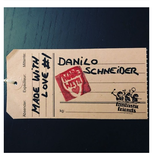 Danilo Schneider - made with love #1
