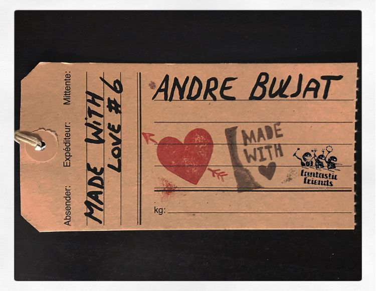 ANDRE BULJAT – MADE WITH LOVE #6
