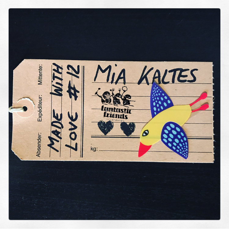 MIA KALTES - made with love #12
