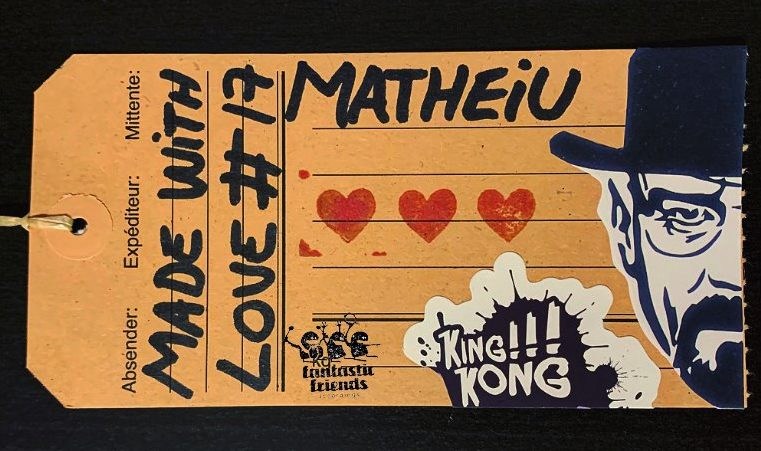 Matheiu - MADE WITH LOVE #17