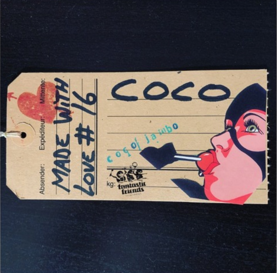 Coco - MADE WITH LOVE #16