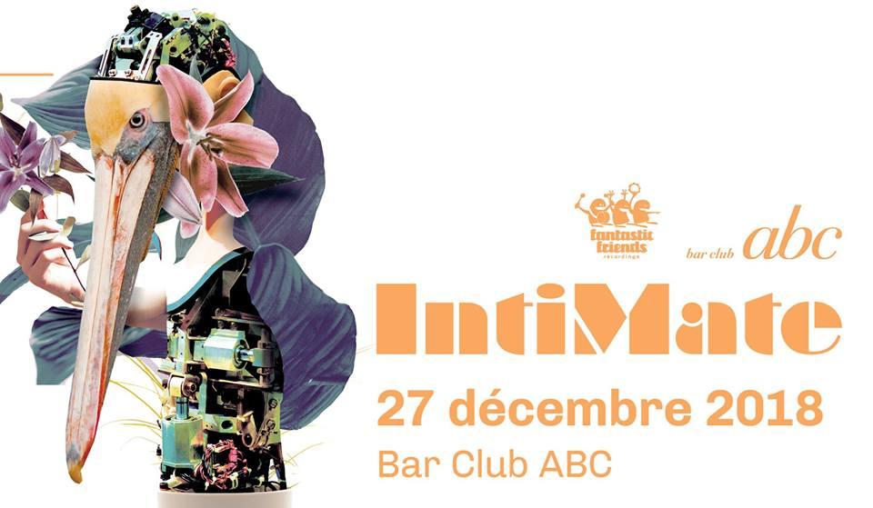 IntiMate at Bar Club ABC - 27.12.18