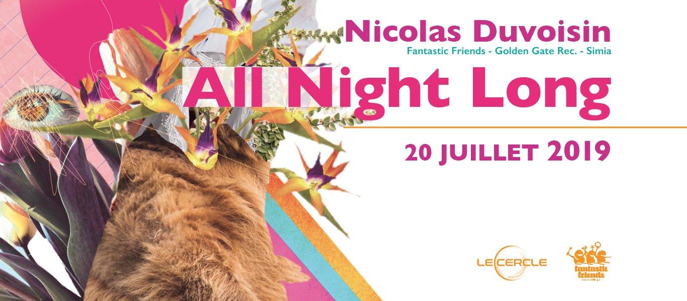 Fantastic Friends at Le Cercle - 20.07.19