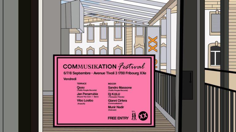 Commusikation Festival - 07.09.19