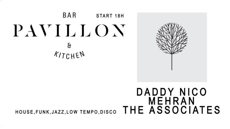 Keep groovin at Le Pavillon - 19.12.19