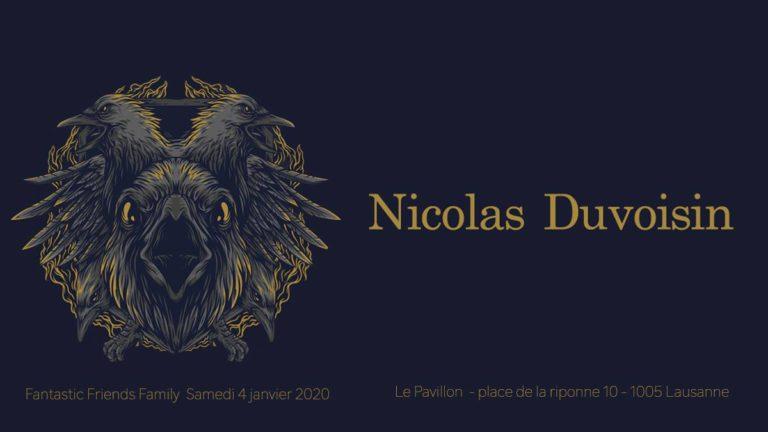 Fantastic Friends Family with Nicolas Duvoisin