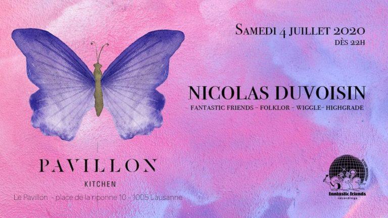 Butterfly Series - Nicolas DUVOISIN 04.07.2020