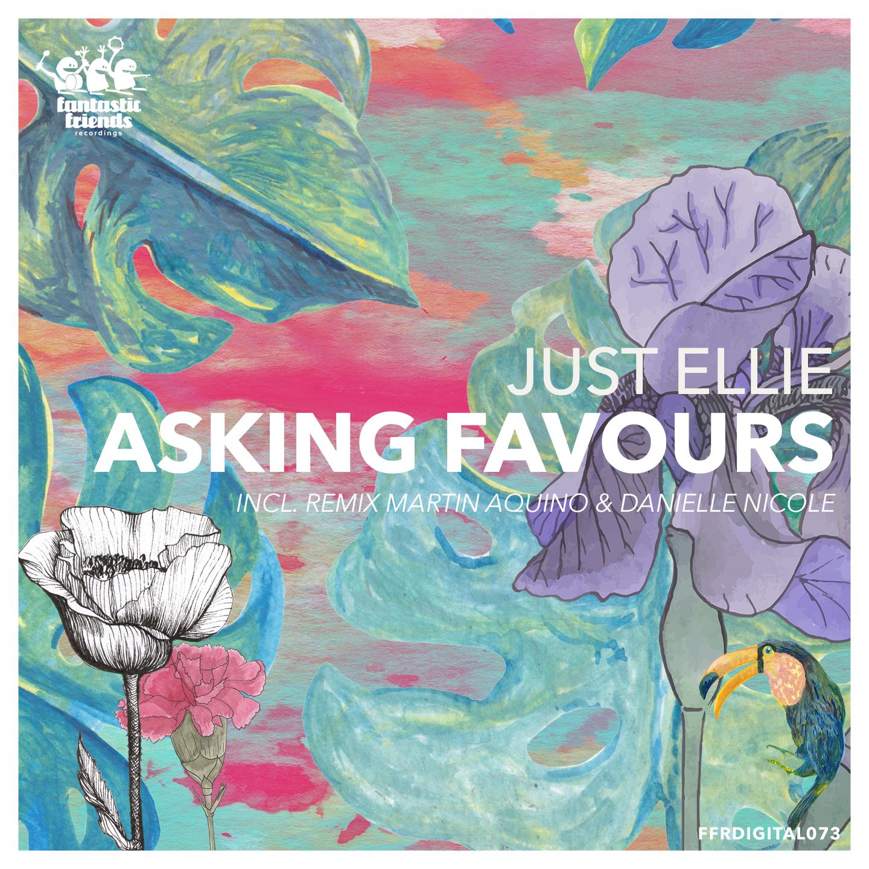 Just Ellie Asking Favours