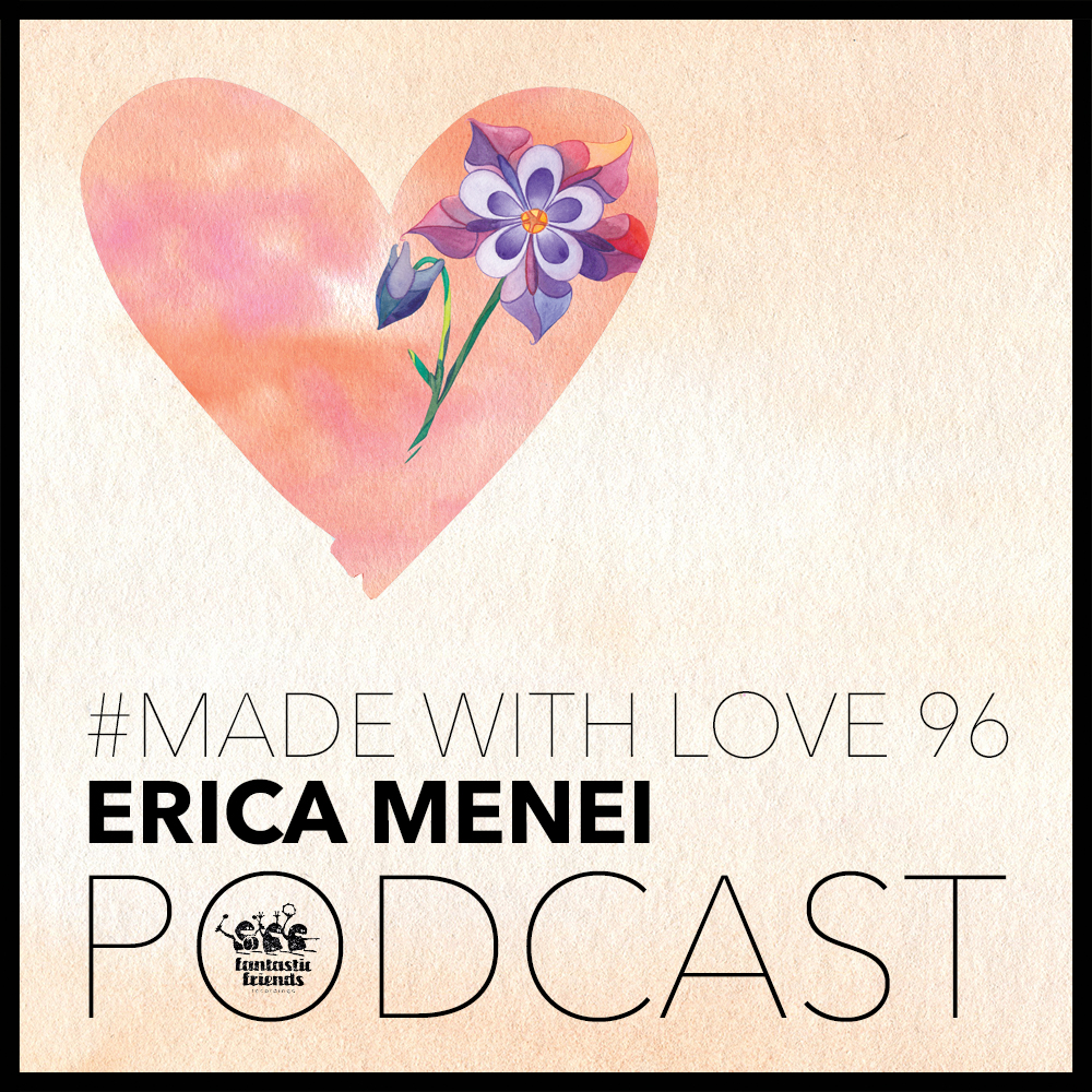 Erica Menei - made with love #96